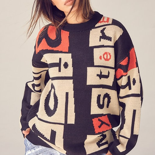 Riot Sweater