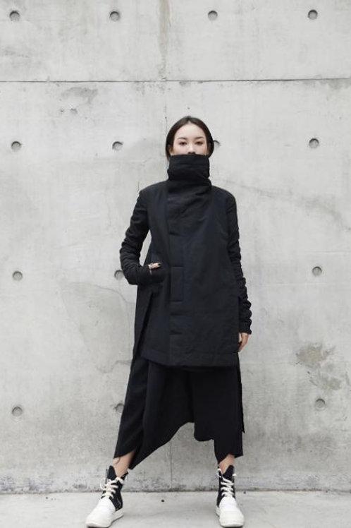 Masuku Collar Coat