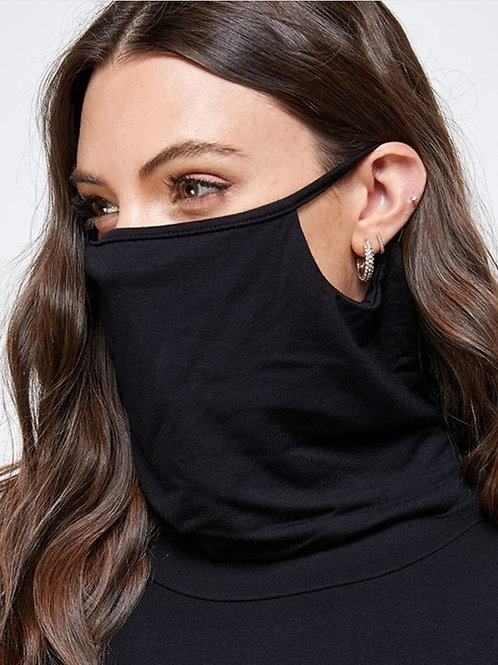 Long Sleeve Masked Top