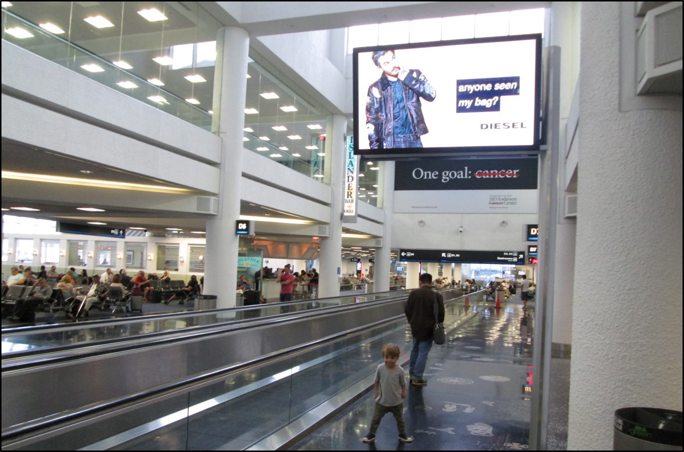Miami Airport Digital