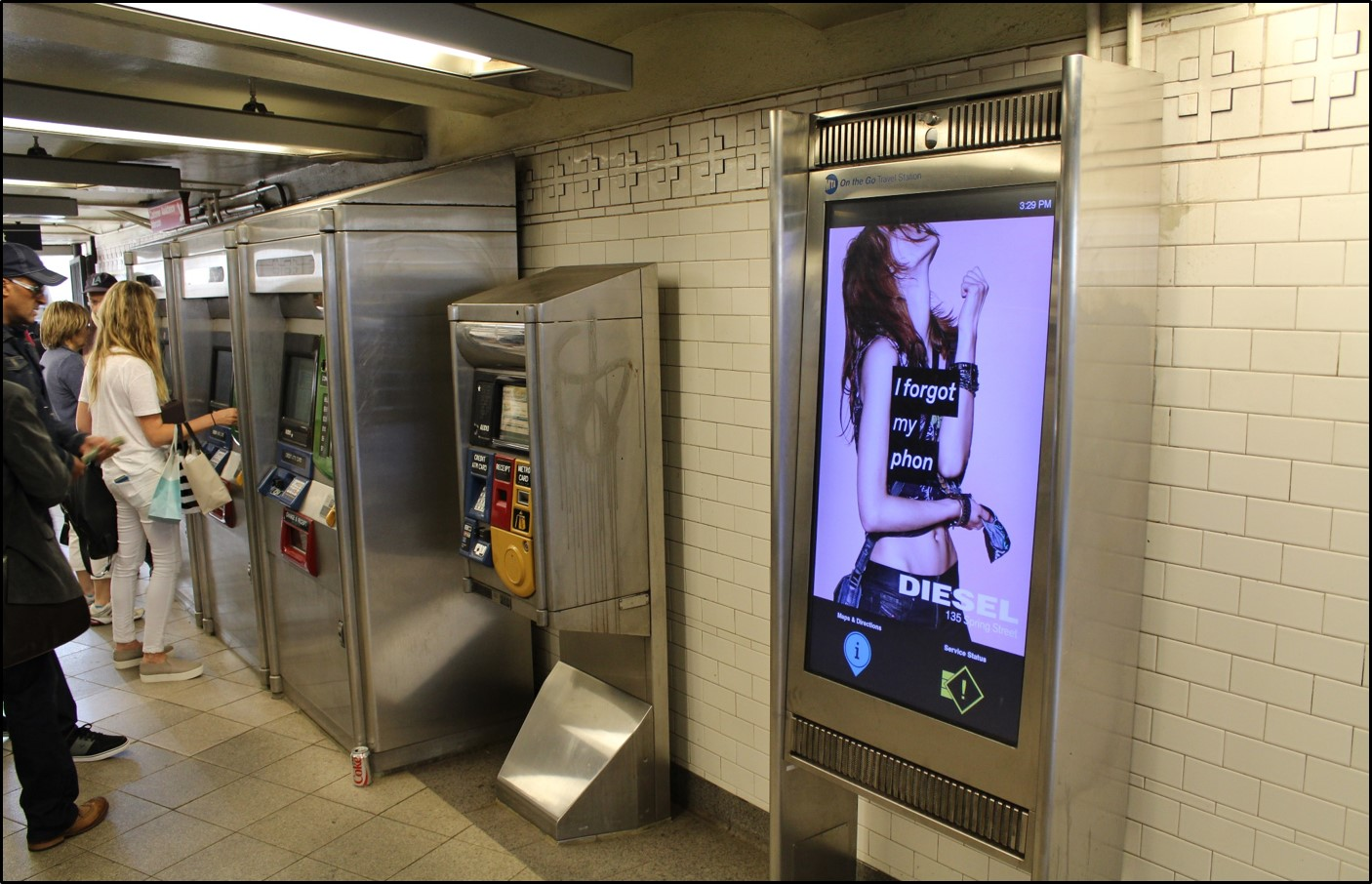 New York Subway Digital