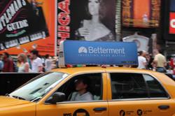 New York Taxi Top