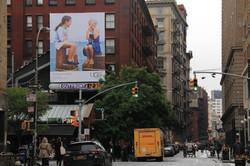 New York Billboard