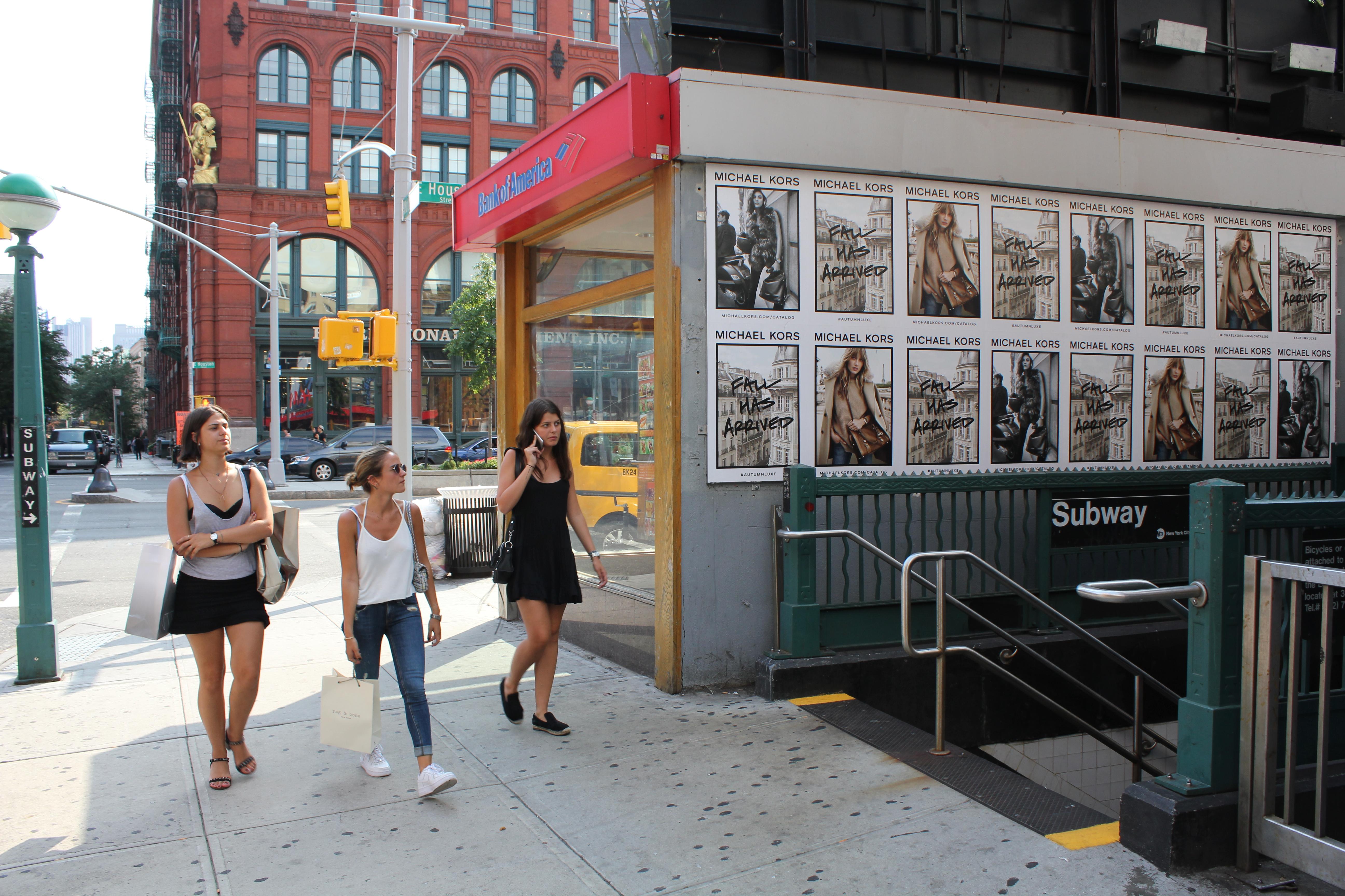 New York Wild Posting