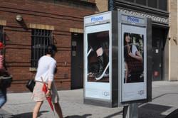 New York Phone Kiosk