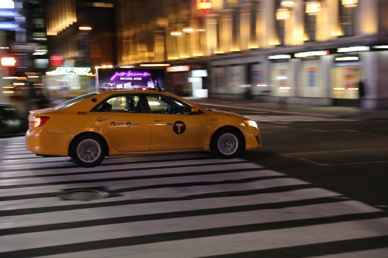 New York Taxi Top