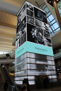 Los Angeles Airport Digital Clock