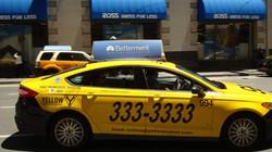 San Francisco Taxi Top