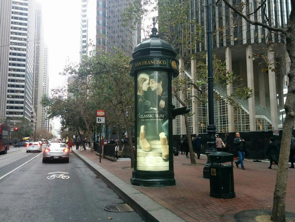 San Francisco Pillar