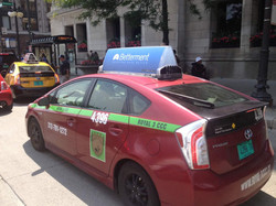 Chicago Taxi Top