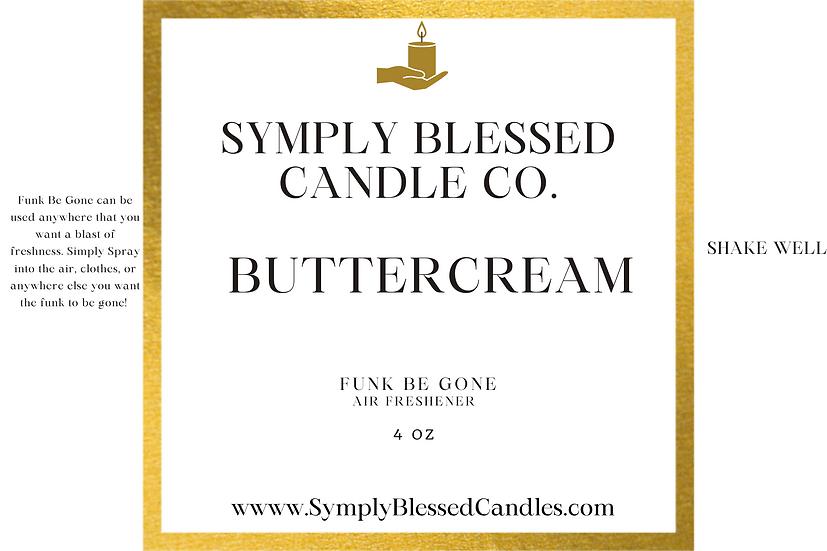 Buttercream Spray