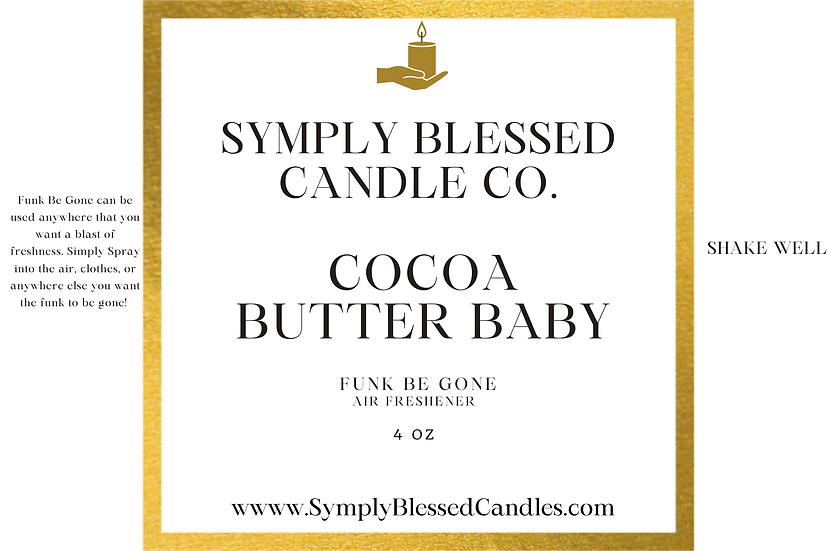Cocoa Butter Baby Spray