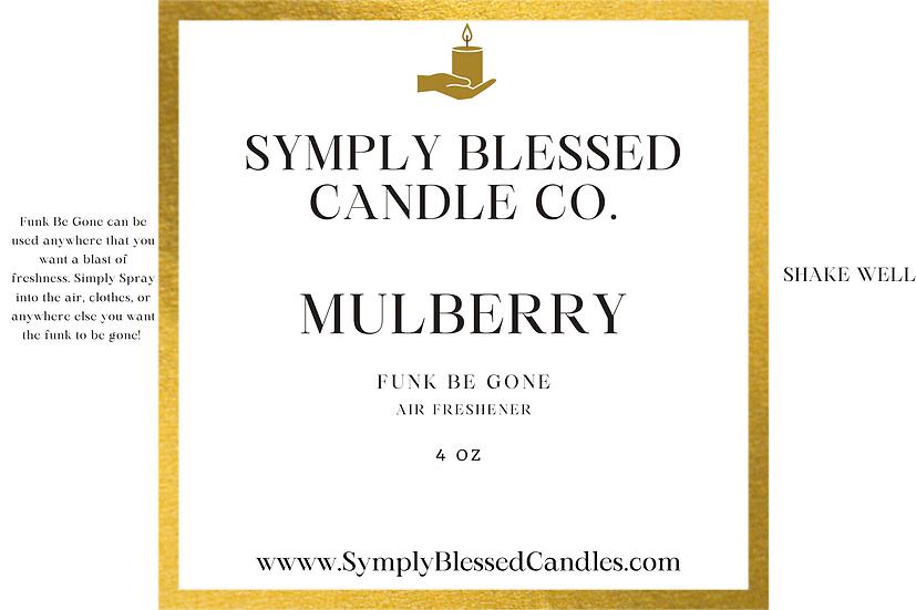 Mulberry Spray