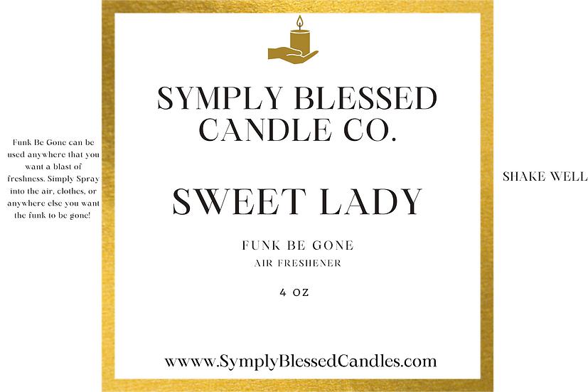 Sweet Lady Spray