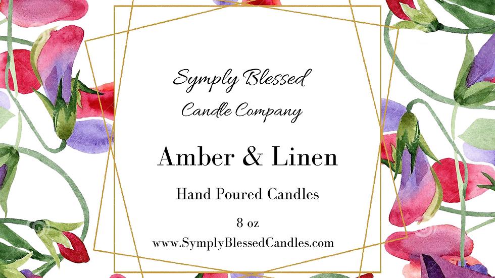 Amber & Linen