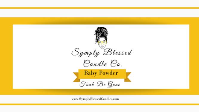 Baby Powder Spray