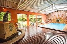 Chapada dos Veadeiros Spa com piscina coberta e sauna úmida em Alto Paraíso