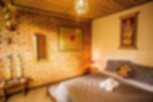 Suite Luxo Spa Alfa&Ômega em Alto Paraíso