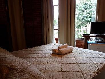 Suite master Spa Alfa&Ômega na Chapada dos Veadeiros