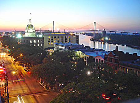 What's the ISH Savannah? - The Most Charming City in the South