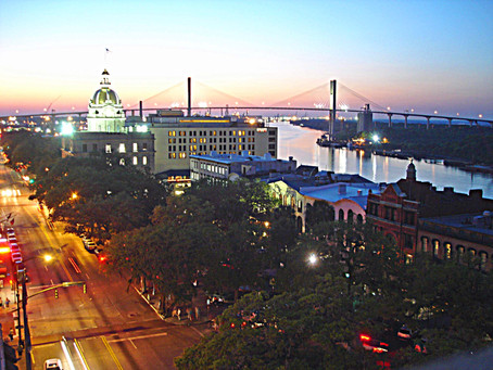 Welcome To My City Blog: What's the ISH Savannah? - The Most Charming City in the South