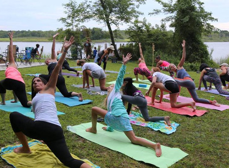 Peace Love Yoga and CASA Team Up to Benefit Local Foster Children