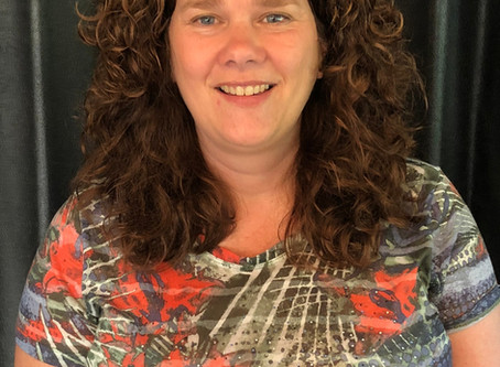 Jennie Nelson is the Advocate of the Month for August!
