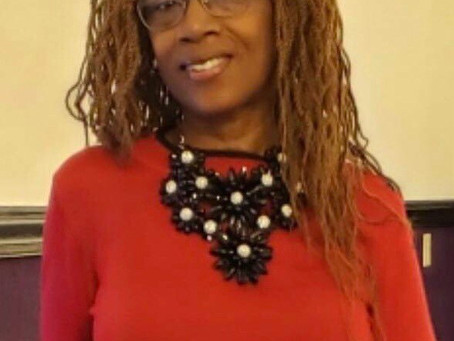 Sharon Whitfield-Hawkins is the CASA of CGS Advocate of the Month for February!