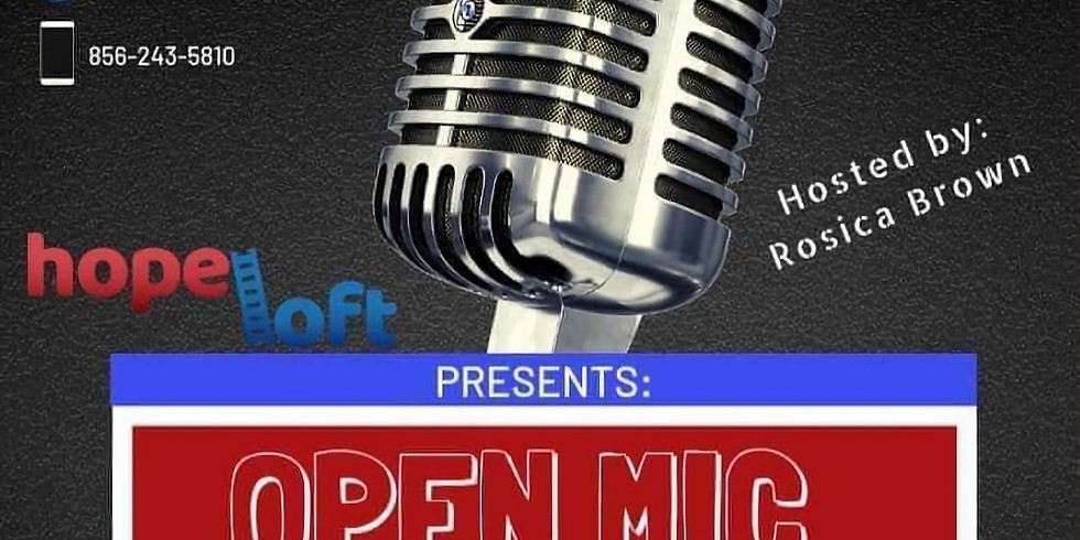 Open Mic Night at Hopeloft