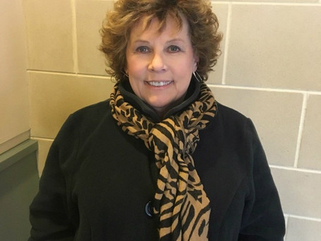 The Advocate of the Month for February is Eileen Daniels