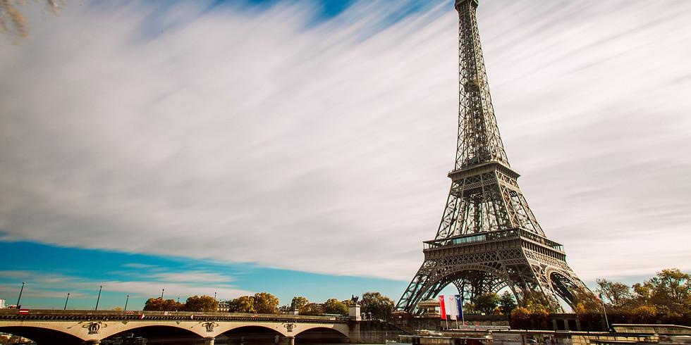 Rendezvous in Paris - Third Thursday Yoga Workshop [SOLD OUT]