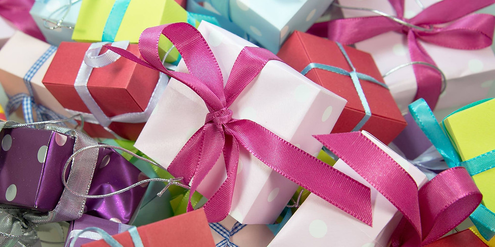 Volunteer Opportunity: Wrapping Birthday Presents for CASA Kids