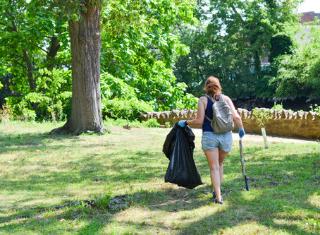 Park Cleanup Volunteer Opportunities