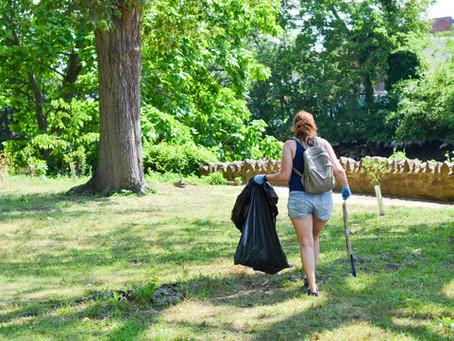 Park Cleanup Volunteer Opportunities