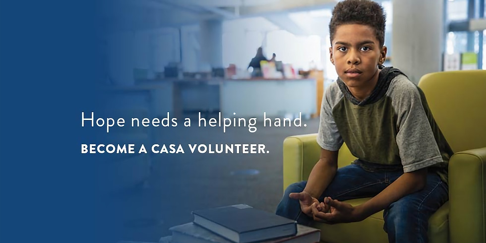 CASA Volunteer Advocate Winter Training