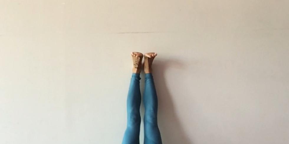 Wall Flow Wednesdays: Yoga with Joy