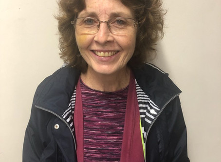 Ann DeMareo-Smith is April's Advocate of the Month!