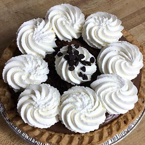 Chocolate Chip Chocolate Pudding Pie .jp