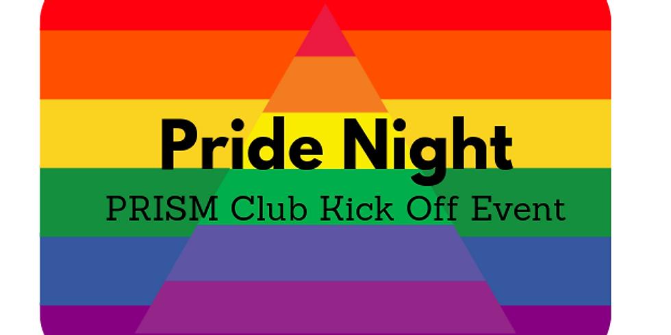 Pride Night - Prism Club Kick Off