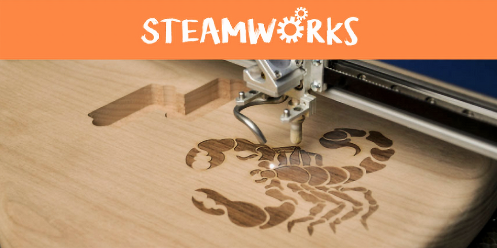 Laser Etching Class