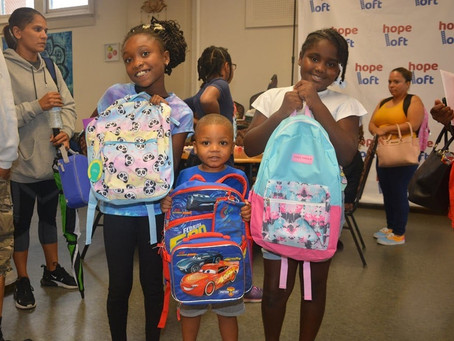 Operation South Jersey and CASA of CGS Partner for Back-to-School Drive
