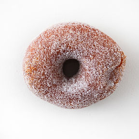 Sugared Ring Donut