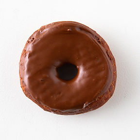 Chocolate Ring Donut