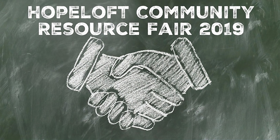Hopeloft Community Resource Fair