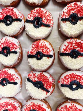 Pokemon Fried Donuts