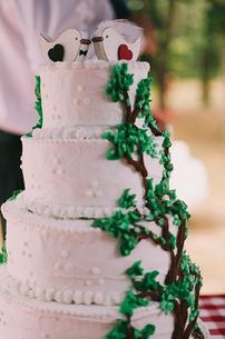 Century Bakery Wedding Cake