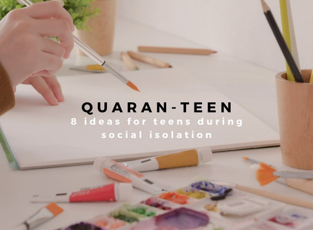 QuaranTEEN Activities
