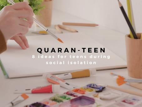 QuaranTEEN Activities
