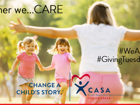 CASA's Giving Tuesday Campaign: A Treat to the Community