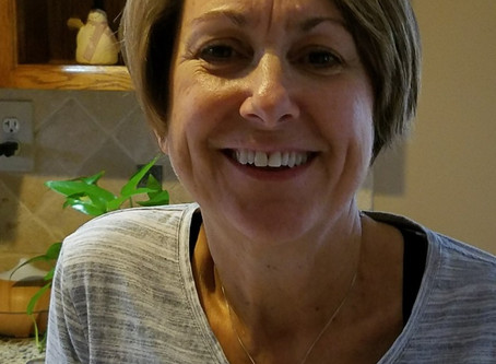 Terry DiSanto is the Advocate of the Month for September!